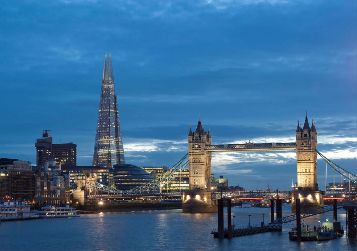 Inaugural meeting on Tuesday, 23rd October 2018 (9:30am - 16:30pm) at the Shard, London