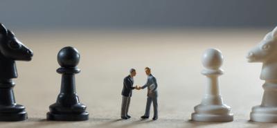 Finding the right strategic partner