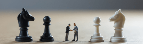 Finding the right strategic partner