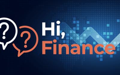 Hi, Finance – May