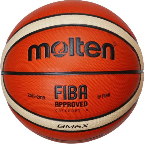 Molten Basketbal GM6X