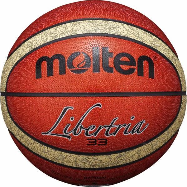 Molten Basketbal Libertria 33 Indoor Outdoor B7T3500
