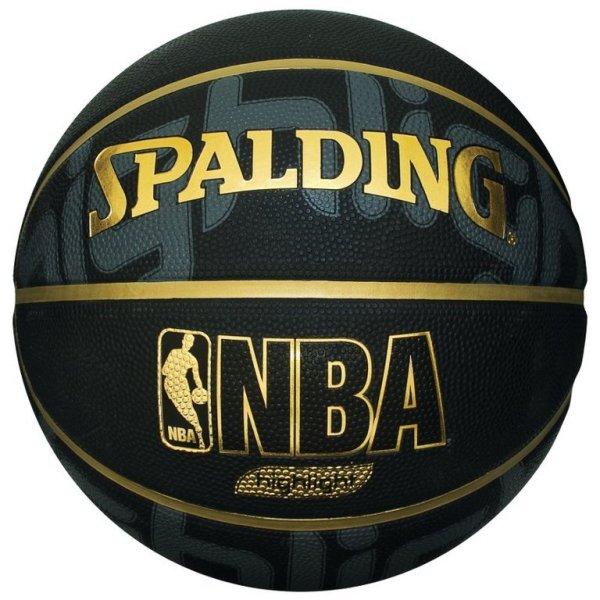 Spalding Basketbal NBA Highlight Black