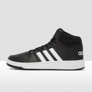 adidas Hoops 2.0 mid sneakers zwart heren Heren