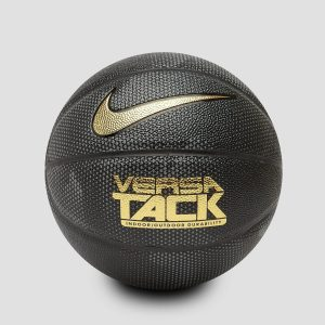 Nike Nike versa tack size 7 basketbal zwart/goud kinderen