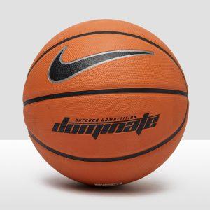 Nike Nike dominate basketbal oranje/zwart kinderen