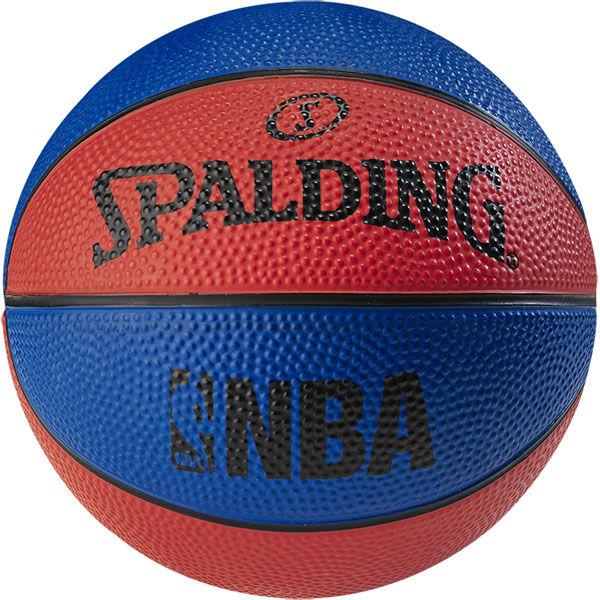Spalding Basketbal NBA Miniball BLUE/RED