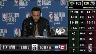 Norman Powell Press Conference | Eastern Conference Finals Game 4