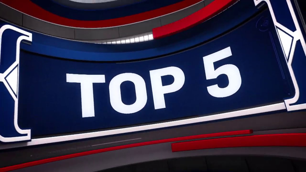NBA Top 5 Plays Of The Night | September 24, 2020