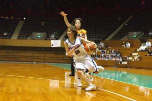 玉川大学女子バスケットボール部 Tamagawa University Women Basketball