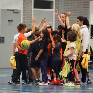 Basketball Clinic The Hague - sports camp - basketball camp - Wassenaar, www.baskeballclinicthehague.nl