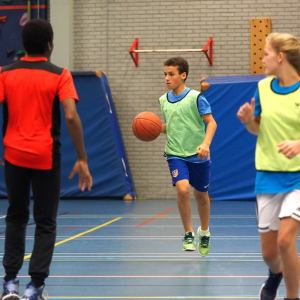 Basketball Clinic The Hague