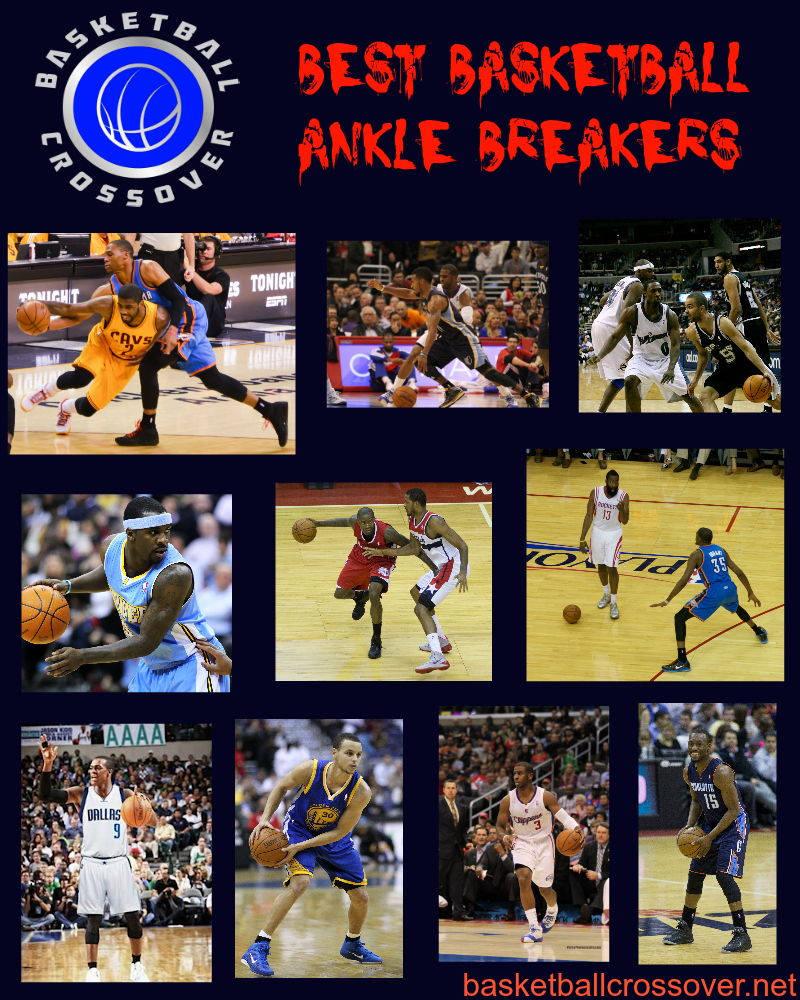 Best Basketball Ankle Breakers