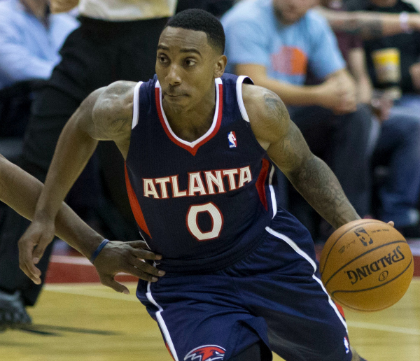 NBA Crossovers of the Playoffs 2014-Jeff Teague
