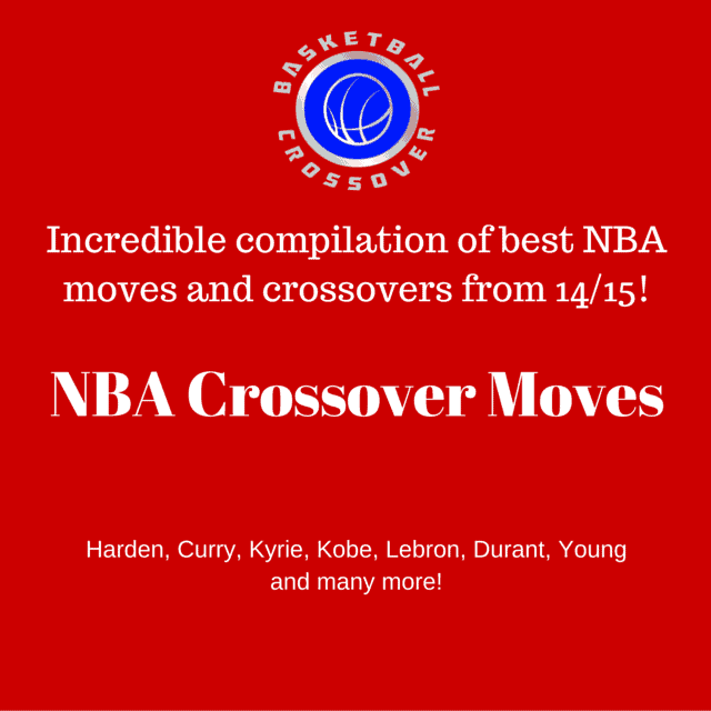 NBA Crossover Moves