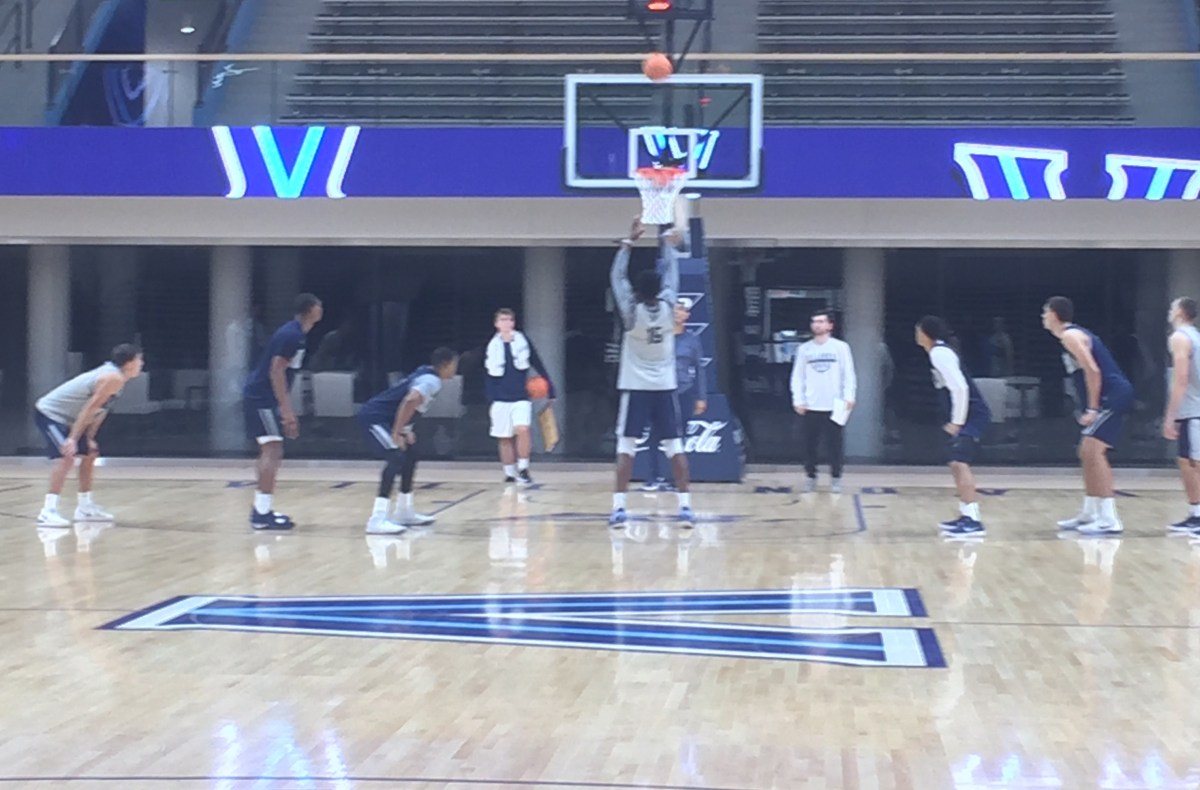 What Villanova Emphasizes in Practice Drills