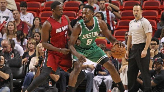 Luol Deng and Jeff Green
