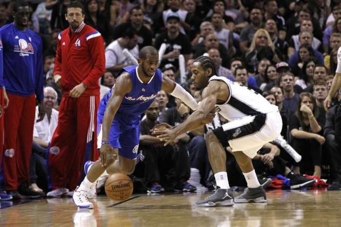 Los Angeles Clippers v San Antonio Spurs - Game Six