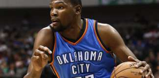 7e73d7ba7d7 VIDEO  Kevin Durant Eviscerates Julius Randle On Crossover