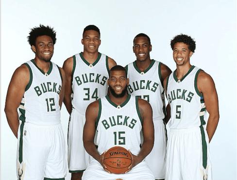 bucks roster