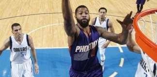 Phoenix Suns, Markieff Morris, Dallas Mavericks