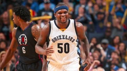 Memphis Grizzlies, Zach Randolph