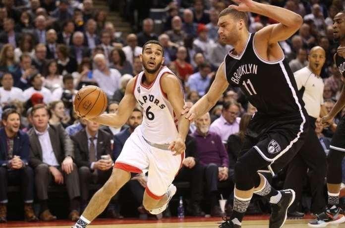 Toronto Raptors, Brooklyn Nets, Cory Joseph