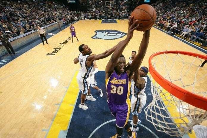 Los Angeles Lakers, Memphis Grizzlies, Julius Randle