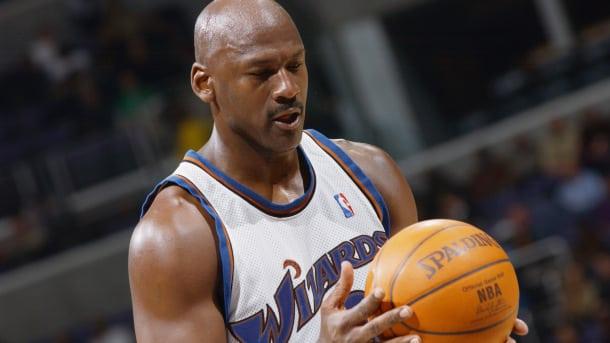 Michael Jordan, Washington Wizards