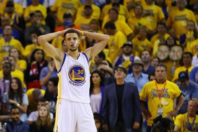 Golden State Warriors, Stephen Curry, 2016 NBA Finals