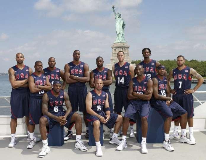 USA Basketball Senior Men's Team Media Tour