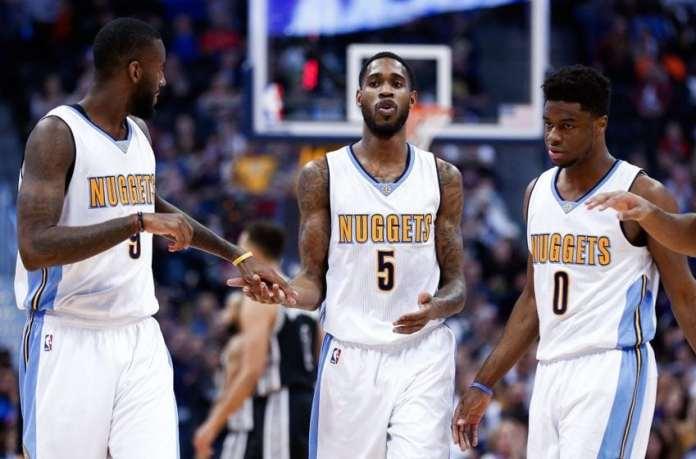 Denver Nuggets, Emmanuel Mudiay, Will Barton