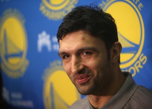 Zaza Pachulia, Golden State Warriors