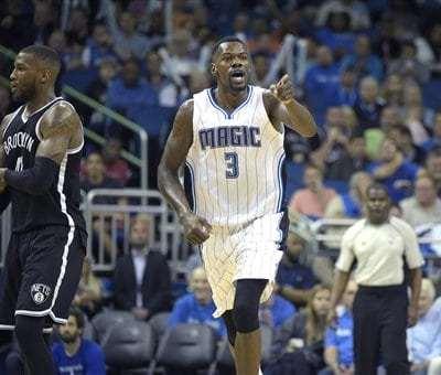 Nets Magic Basketball