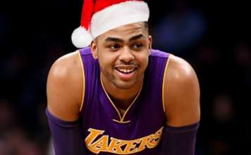 D'Angelo Russell, Los Angeles Lakers