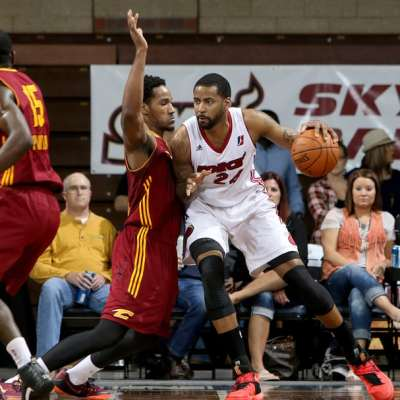 Canton Charge v Sioux Falls Skyforce – Game Two