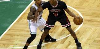 Rajon Rondo, 2017 NBA Playoffs