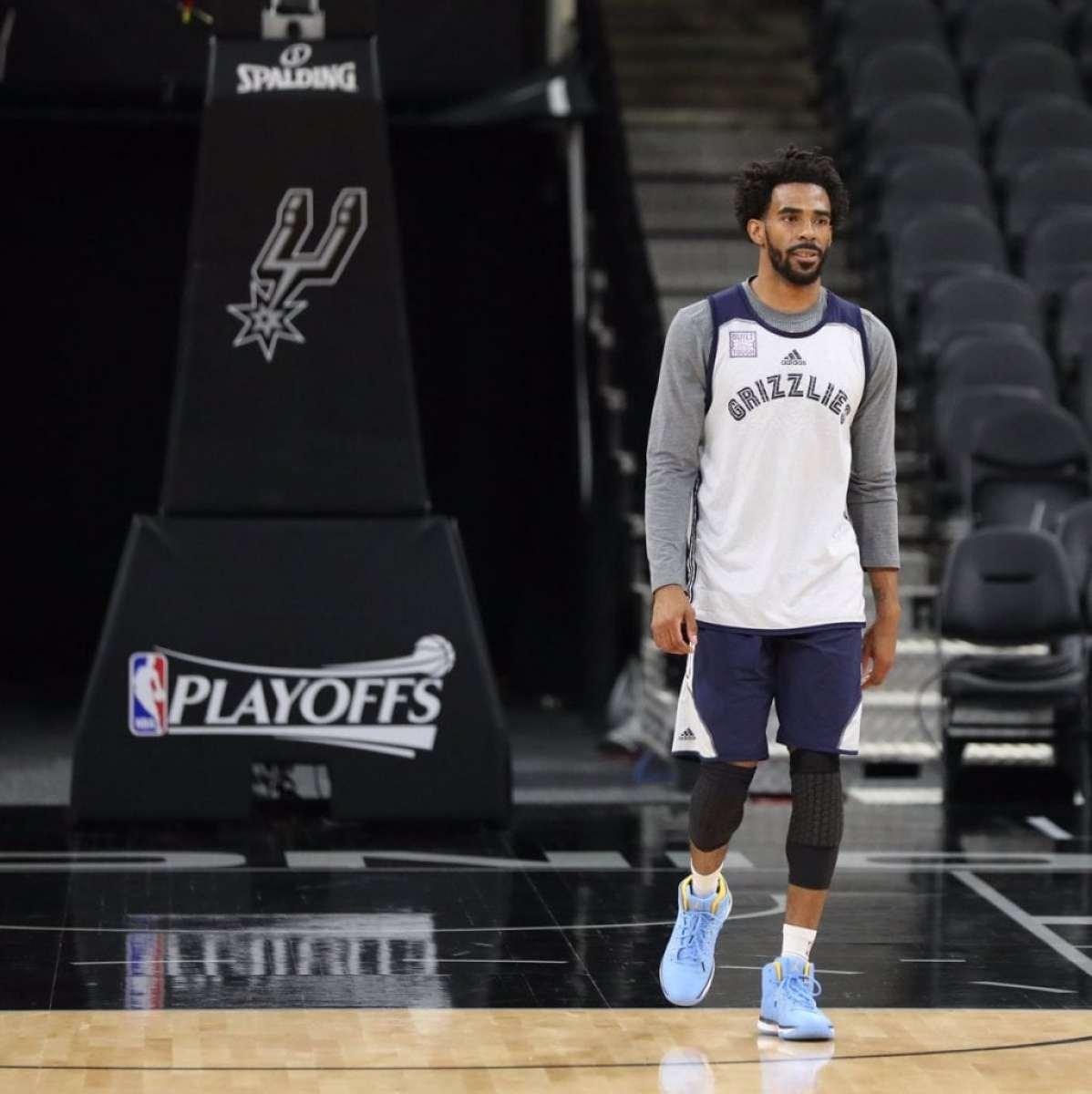 NBA Playoffs, Memphis Grizzlies, Mike Conley