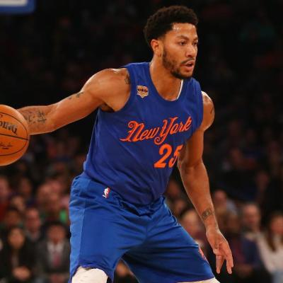 Derrick Rose – Knicks