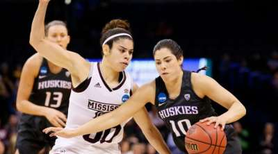 Kelsey Plum, 2017 WNBA Draft