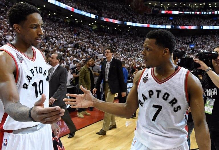 2017 NBA Playoffs Photo Credit: Frank Gunn/The Canadian Press, via Associated Press