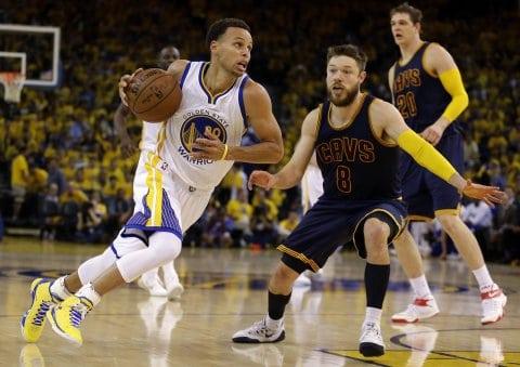 Steph Curry playoffs