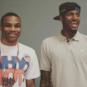 Fisch's Friday Rant, Paul George, Russell Westbrook