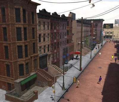 NBA 2K18 Neighborhood