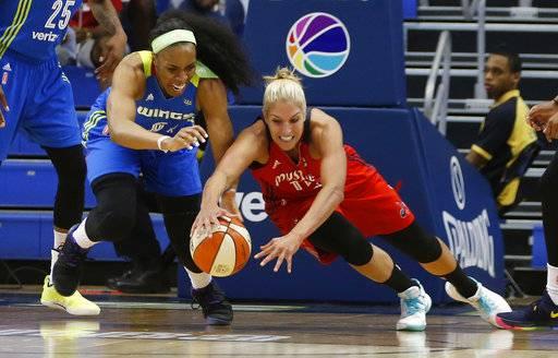 2017 WNBA Playoffs
