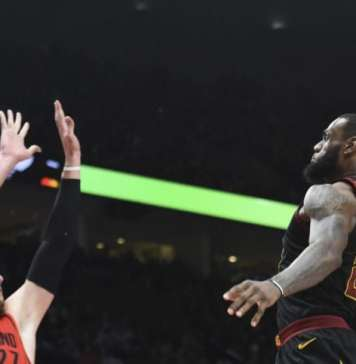 LeBron James NBA