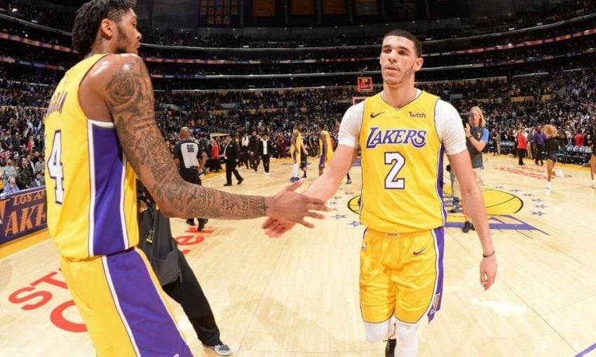 f5a5d06ca73e (Photo by Andrew D. Bernstein NBAE via Getty Images). Lonzo Ball has been  traded to the Phoenix Suns ...