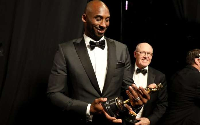 Kobe Bryant, Oscars, Los Angeles Lakers