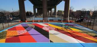 Triborough Bridge Playground