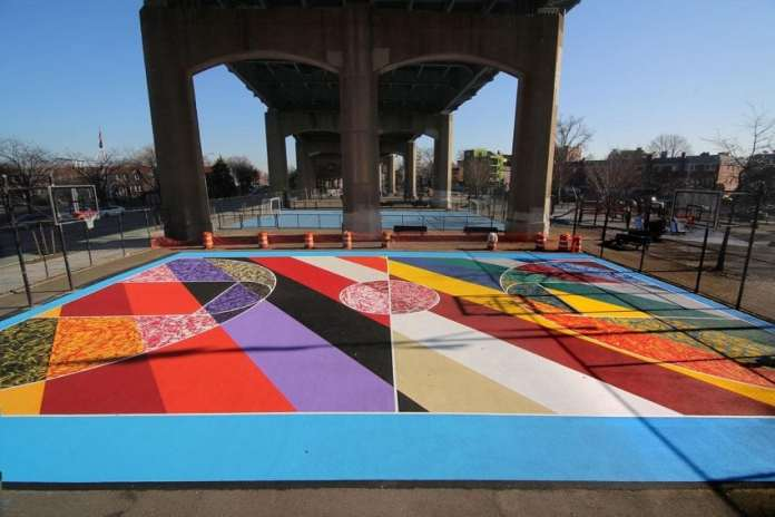 Triborough Bridge Playground
